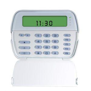 Alarm Panels and Keypads