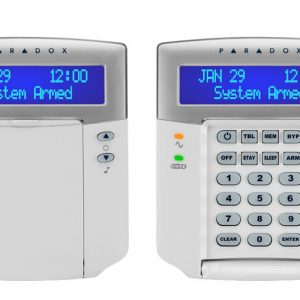 ALARM PANELS AND KEYPADS